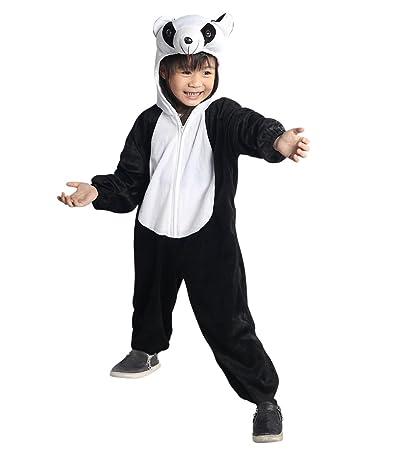 Ikumaal AN75 tamaño de 5-6 Anos Traje de Panda para los ...