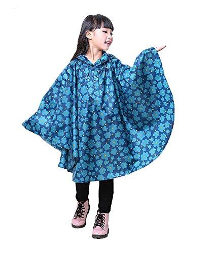 Andyshi Blue Garçon Flower Imperméable Manteau rA7na0r6w