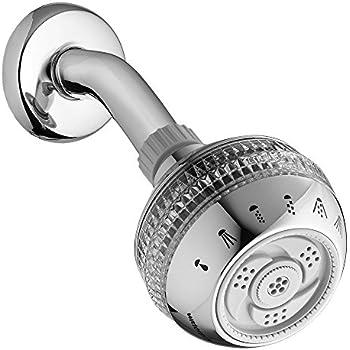 Waterpik SM-623CG Original Shower Massage Shower Head, Chrome