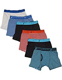 Boys' Boxer Briefs (Pack of 6)
