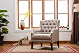 Best Quality Furniture AC175 Upholstered Arm Chair