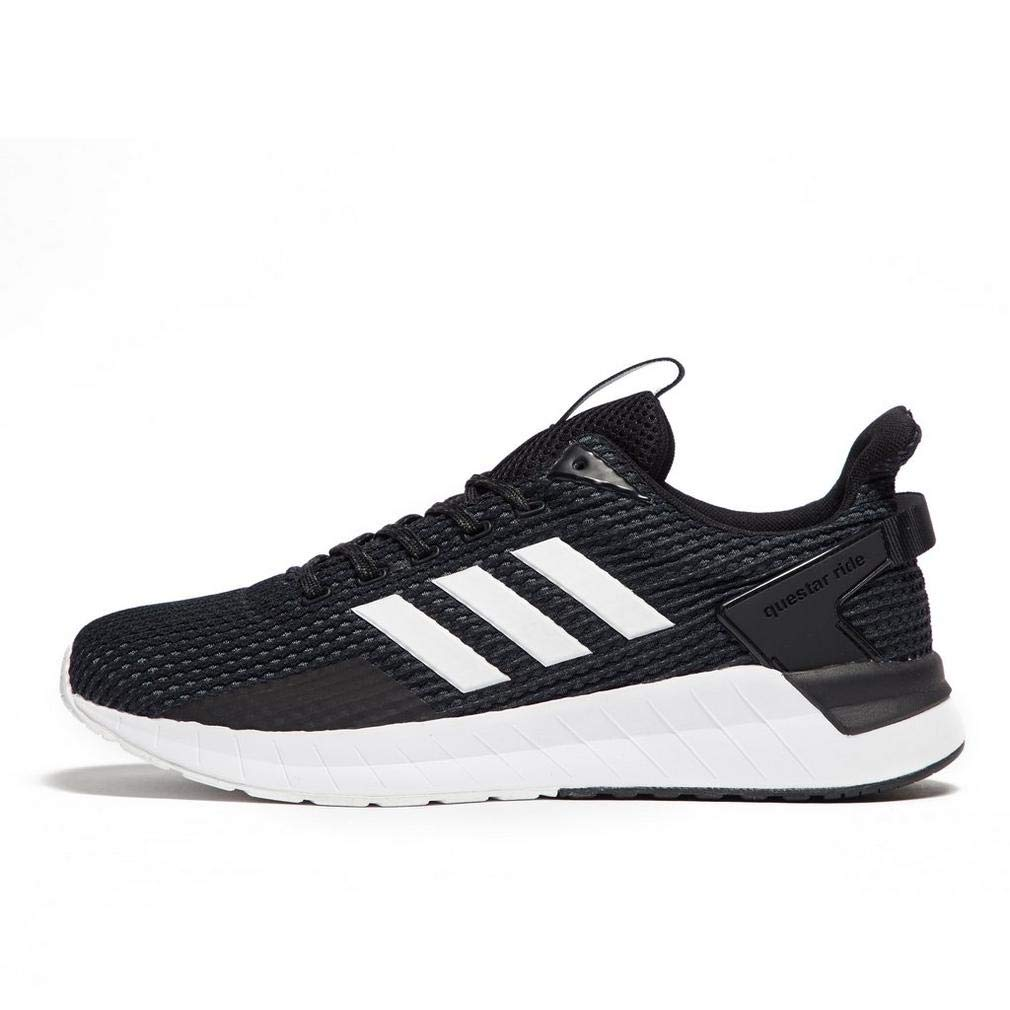 Noir (Negbás Ftw Bla grisei 000) 46 EU adidas Questar Ride, Chaussures de Fitness homme - gris   Weiß   gris,  EU