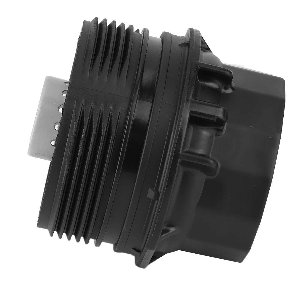 Tapa del filtro de aceite del motor Piezas de repuesto autom/áticas 15620-37010 Duokon Tapa del filtro de aceite