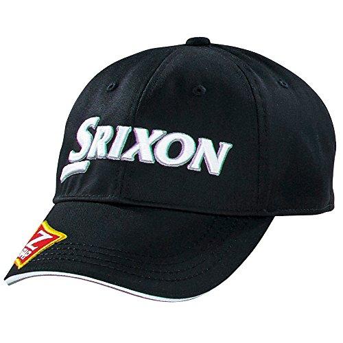 DUNLOP(ダンロップ) SRIXON キャップ ツアープロ着用モデル  SMH6130X ブラック