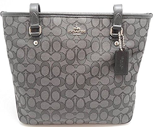 Zip Shoulder Bag Purse - 1