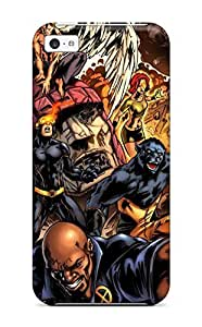 Hot 2317038K35264638 Iphone 5c Case, Premium Protective Case With Awesome Look - X-men