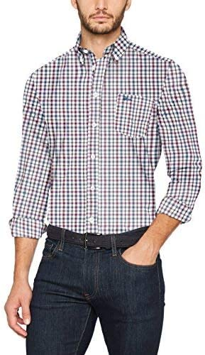 VICKERS Harvard Camisa Casual para Hombre