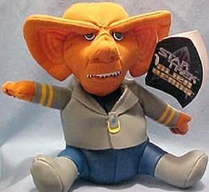 """Star Trek Alien Beans Ferengi Beanie 5"""" Plush"""