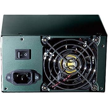 Antec EarthWatts EA-380D Green Power Supply 380 Watt 80 PLUS BRONZE PSU with 80mm Silent Cooling Fan, ATX12V V2.3, PFC, EPS12V