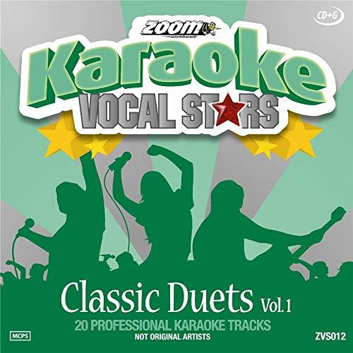 Zoom Karaoke Vocal Stars: Classic Duets Vol. 1