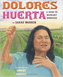 Image result for dolores huerta picture book