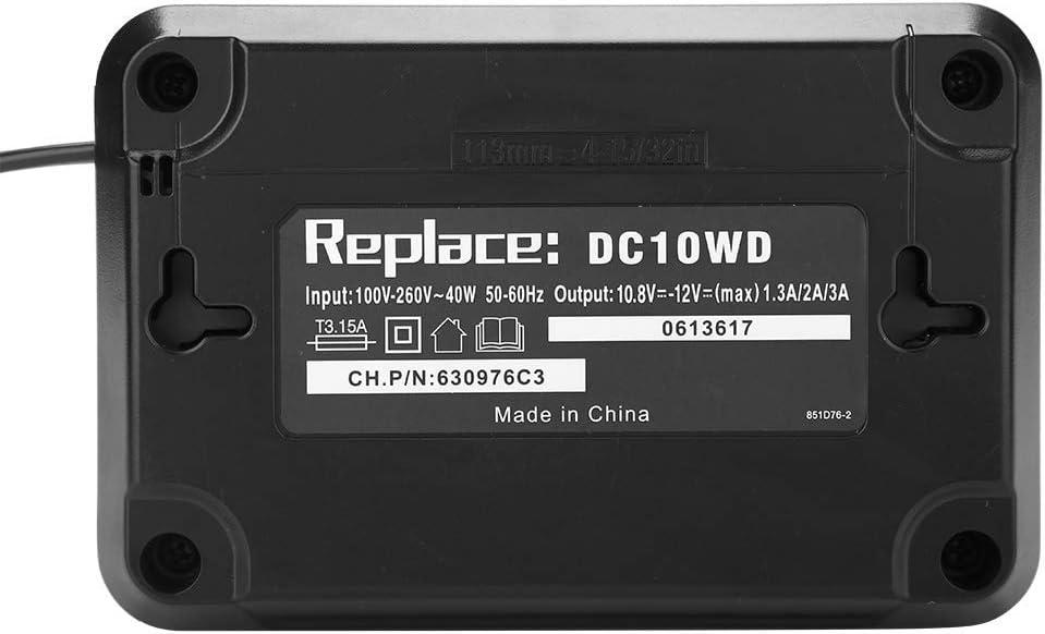 HP333D 12V 4.0A 4000mAh DF331D FengBP-Ladeger/ät ersetzen kompatibel Makita DC10WD 10,8 V 12 V DA333D DA332DZ BL1015 BL1016 BL1021B BL1041B DF031D HR140DZ HR166DZ DA332D DF331DZ TW140D TW161D