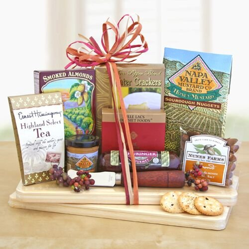 Meat and Cheese Board Gift Set
