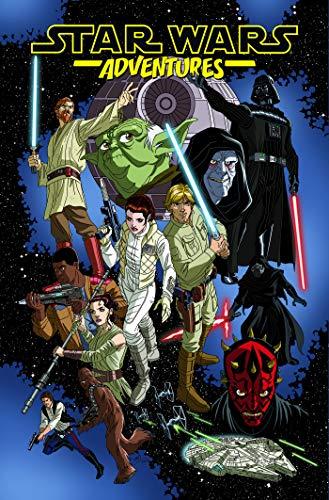 (Star Wars Adventures Omnibus, Vol. 1)