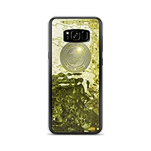 Samsung Galaxy S8+ Corps Marine Shield Especial Gold Effect Case protects phone scractches Solid back