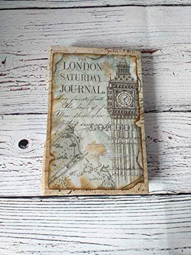 libreta hecha a mano, cuaderno artesanal, bitácora de