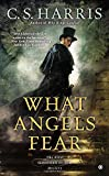 img - for What Angels Fear: A Sebastian St. Cyr Mystery, Book 1 book / textbook / text book