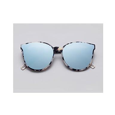 317e0f9917d2 GENTLE MONSTER Sunglasses Black Peter S3(11M) Leopard Frame Mirrored Lenses  100% UV