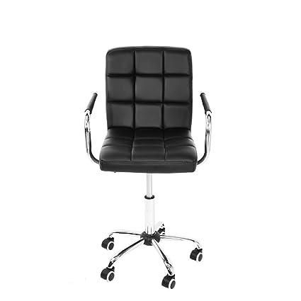 livecity ajustable ergonómico giratorio tarea silla oficina en casa ...