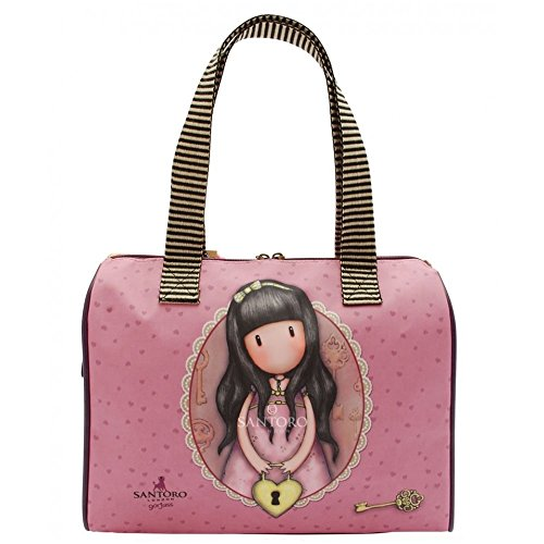 037c34177d Manici The Rosa Borsa Santoro Secret Gorjuss Con London Pw4IwxXqO