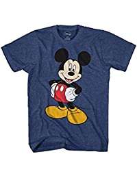 Men's Mickey Wash Short Sleeve T-Shirt