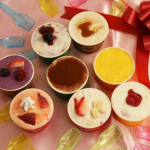 お取り寄せ(楽天) 母の日に喜ばれる★ カップアイスクリーム 8個入り アイスケーキ 価格4,200円 (税込)
