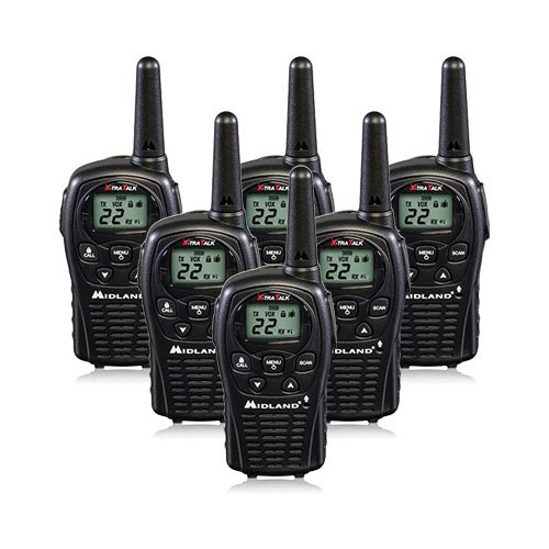 Midland 22 Channel Gmrs - 7