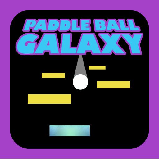 Paddle Ball Galaxy (Classic Paddleball)
