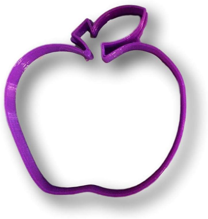 Apple Cookie Cutter (2 inch)