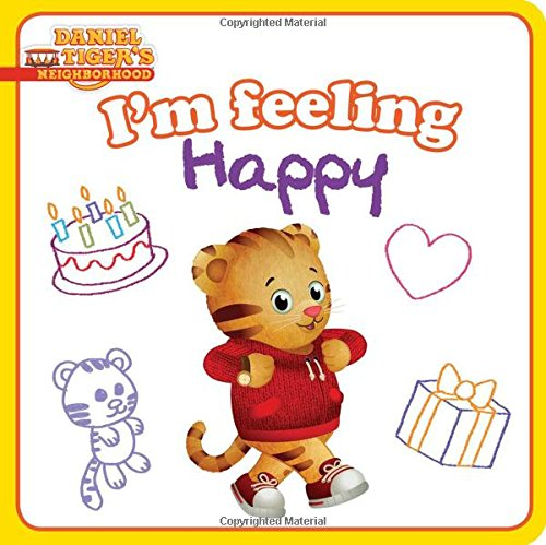 I'm Feeling Happy (Daniel Tiger's Neighborhood) (Board Im)