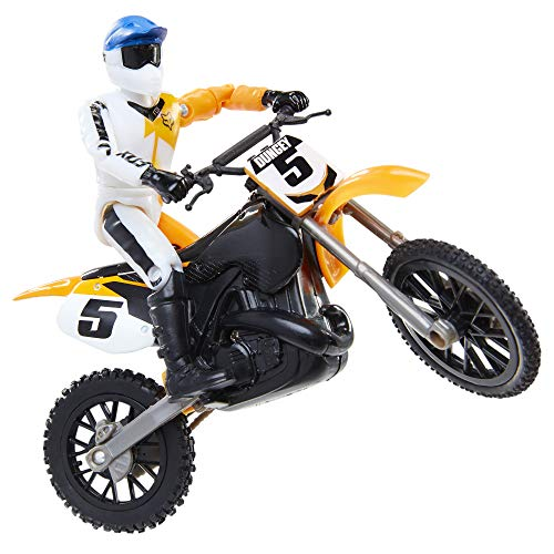 MXS New Spring 2018: Motocross Sound FX Bike & Rider Series 11 - Ryan Dungey by Jakks Pacific Action-Figure-Playsets