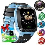 Kids Smart Watch with GPS Tracker for Kids Boys Girls, Xenzy Smart Phone