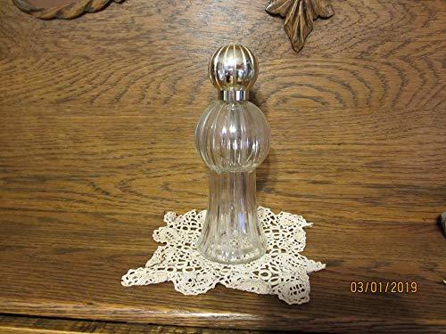 Unique Rare Vintage Avon Perfume Bottle, Vintage Screw Top Avon Collectors Perfume Bottle, Vintage Something Old Bridal Gift