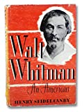 img - for Walt Whitman: an American book / textbook / text book