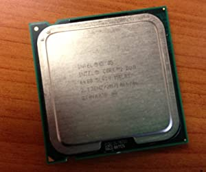 Intel Core2 Duo Processor E6400 (2M Cache, 2.13 GHz, 1066 MHz FSB)