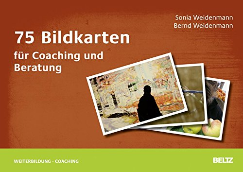 75 Bildkarten für Coaching und Beratung (Beltz Weiterbildung)