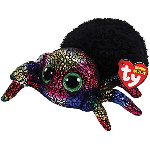 - Stuffed & Plush Animals - Ty Beanie Boos 6 Quot 15cm Leggz The Halloween Spider Plush Regular Soft Stuffed Animal Collectible - Boys Stuffed Animals Plush