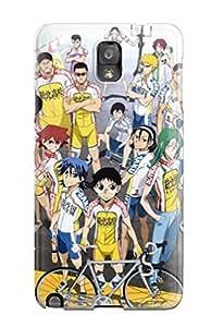 New Cute Funny Yowamushi Pedal: Grande Road Episode 4 Case Cover Galaxy Note 3 Case Cover