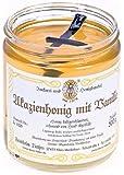Vanille in Honig 500g – Akazienhonig mit Bourbon-Vanilleschote (von Imkerei Nordheide)