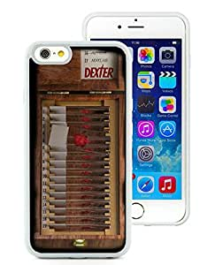 Popular iPhone 6/iPhone 6S 4.7 Inch TPU Case ,Dexter White iPhone 6/iPhone 6S 4.7 Inch TPU Screen Case Hot Sale And Fashionable Designed Cover Case