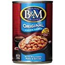 B&M Baked Beans, Original, 16 Ounce (Pack of 12)