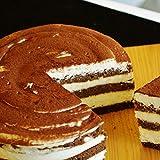 まあるいティラミス(15センチ)4〜8名分 イタリア菓子 マスカルポーネ