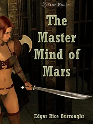 book cover of The Master Mind of Mars
