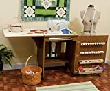 Arrow 500 Sewnatra Sewing Cabinet for