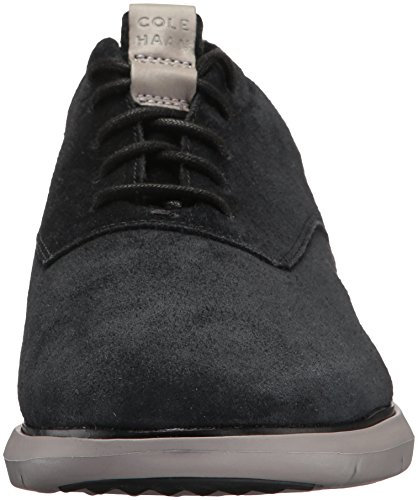 Cole Haan Mens Grand Horizon Oxford II Sneaker Black/Ironstone CZpno8qo