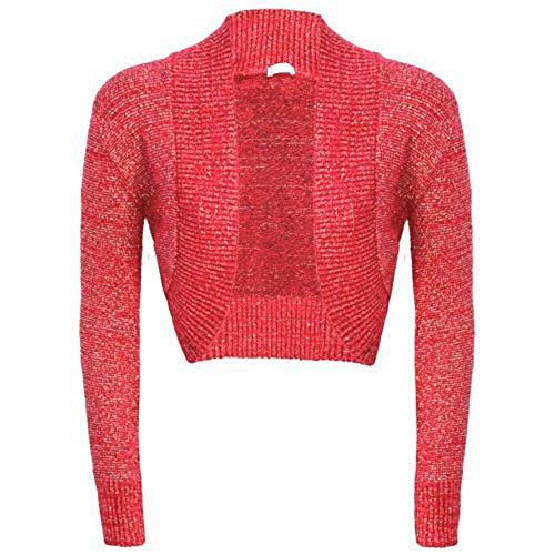 The Home of Fashion - Cárdigan - para mujer Coral