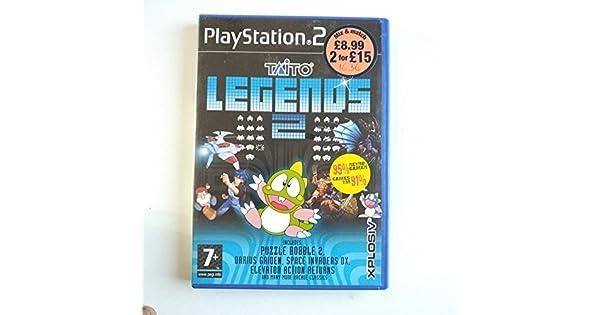 Taito Legends 2: PlayStation 2: Amazon.es: Videojuegos