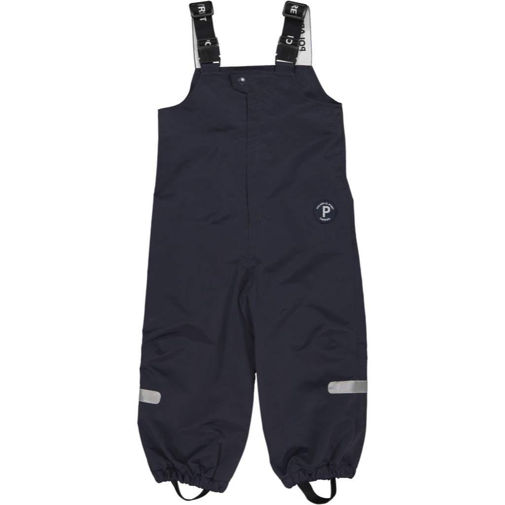 Polarn O. Pyret Waterproof BIB Shell Pants (6MOS-2YRS) - 9-12 Months/Dark Sapphire by Polarn O. Pyret