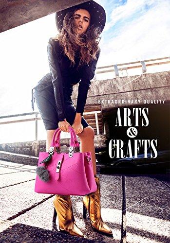 Nicole pour Gris Gris Pochette gris Handbags Leva Se amp;Doris femme rCBtqrw