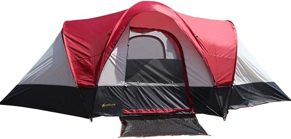Lisansang Tiendas de campaña Camping Impermeable Deluxe ...